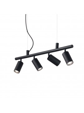 Chandelier spot modern spotlights led design Dynamite sp4 black