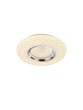Modern led ceiling light with remote control trio R62720101 Magnolia