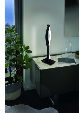 Lampada da tavolo a led moderno design nero GLO 99318 Lasana 3