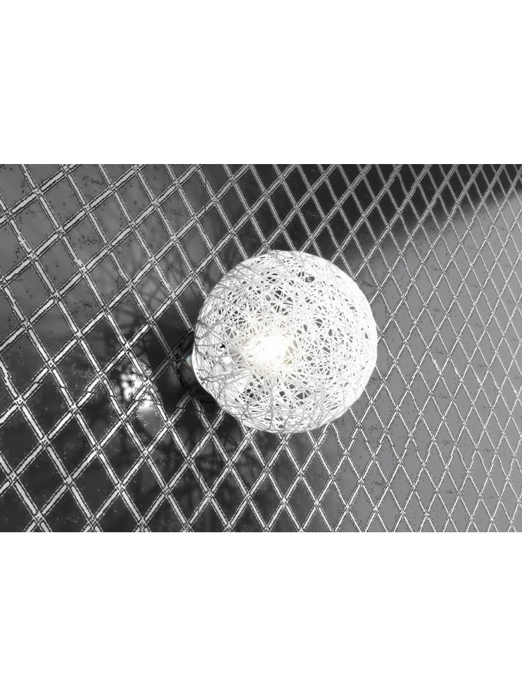 Wall lamp 1 light modern chrome plated tpl1098-needle