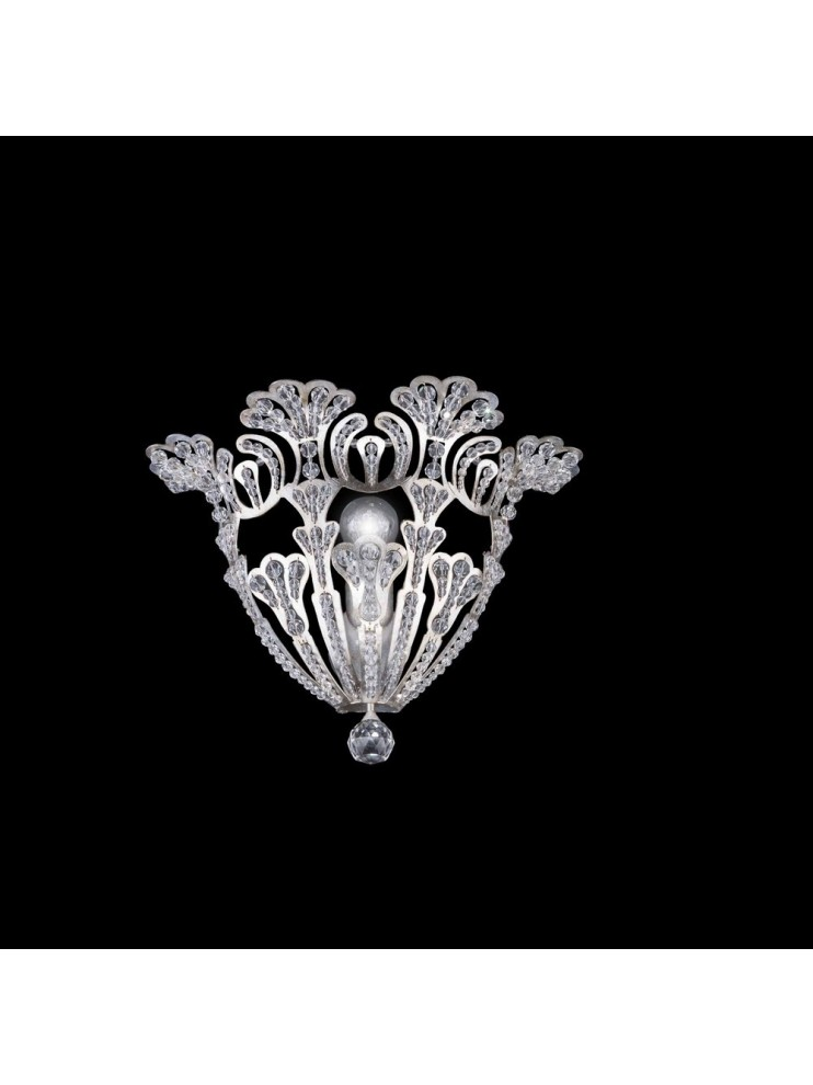 Applique cristallo 1 luce Design Swarovsky BGA 2737-A