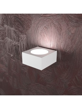 Modern wall light 1 light white tpl1127-ap