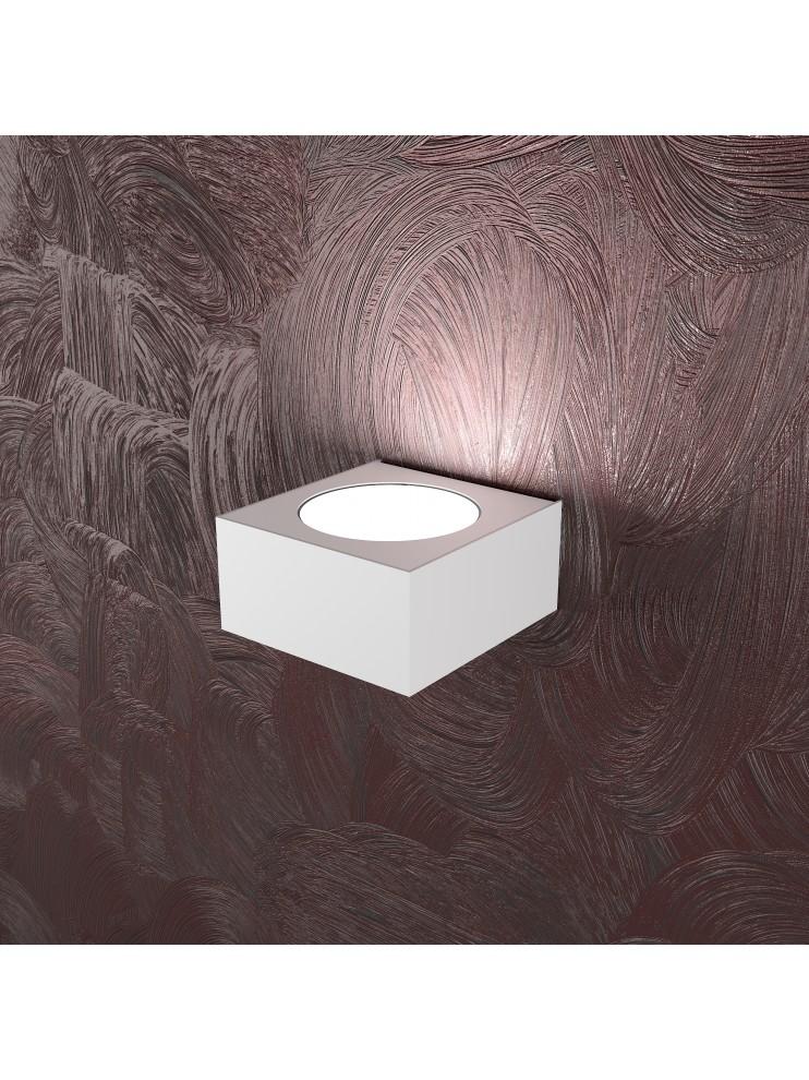 Applique moderno 1 luce bianco tpl1127-ap