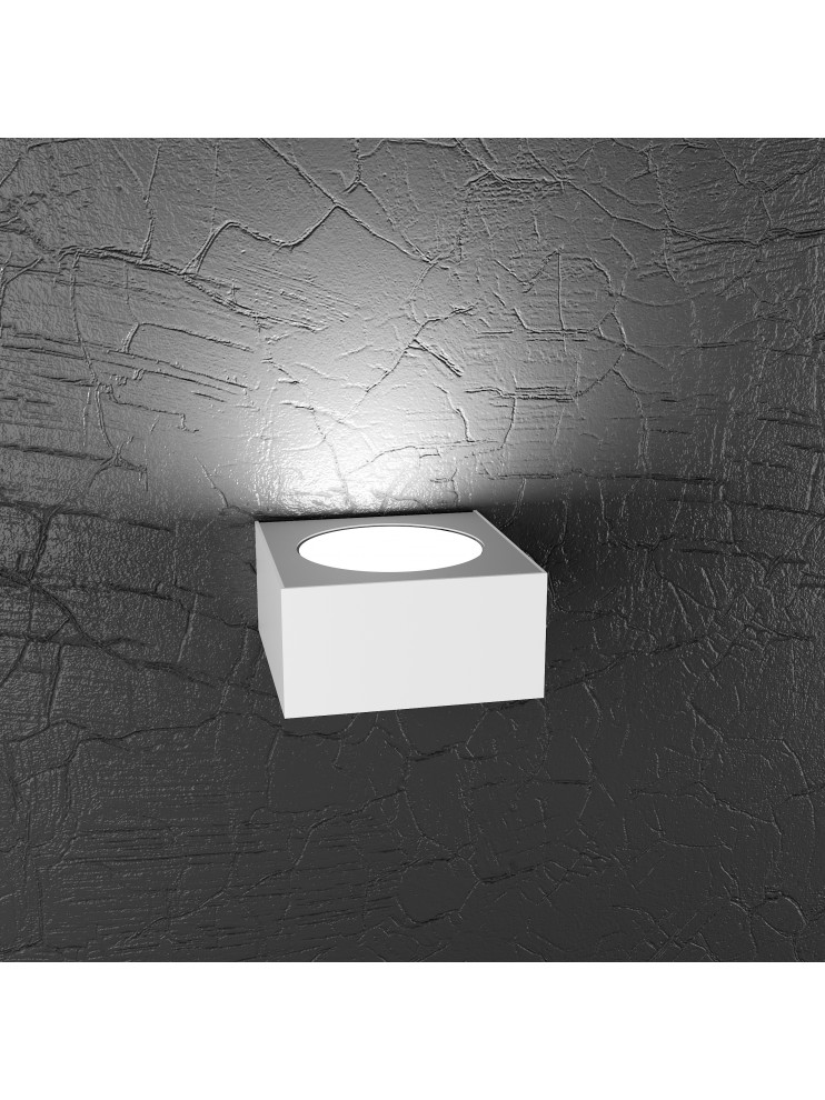 Modern wall light 1 light tpl1129-ap white
