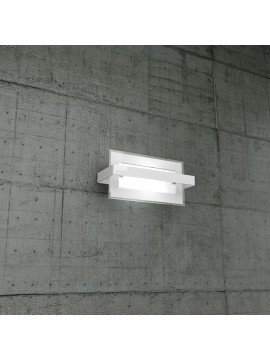 Modern wall light 1 light white tpl1106-apbi