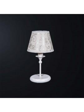 Lumetto classico contemporaneo in ferro battuto 1 luce BGA 3133-lp