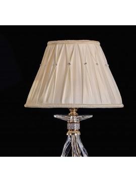 Lumetto in cristallo e strass a 1 luce Design Swarovsky Cristalda