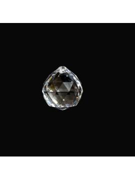 Transparent Crystal Sphere 4cm