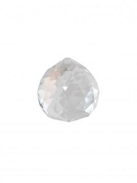 Sfera in Cristallo Trasparente 4cm