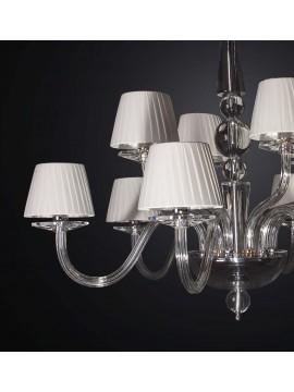 Classic swarovsky design crystal chandelier with 10 lights BGA 2324-10