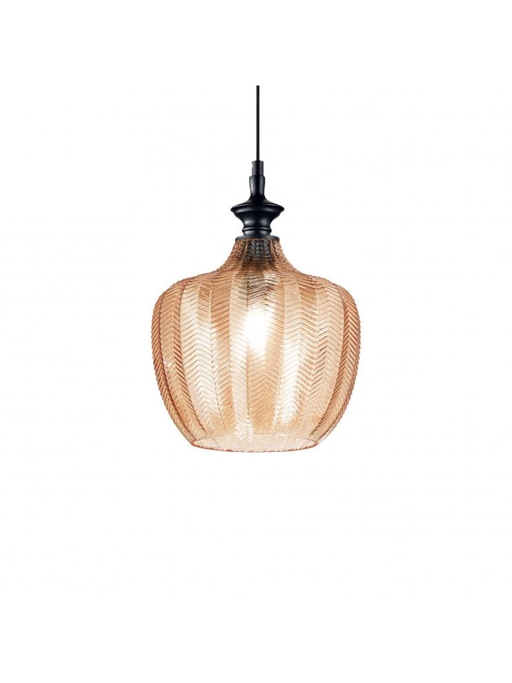 Vintage amber pendant chandelier modern design kitchen bathroom DL1641