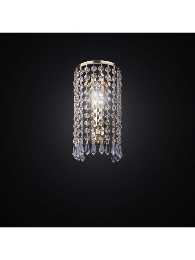 Applique in cristallo classico 1 luce Design Swarovsky  BGA 2584/A