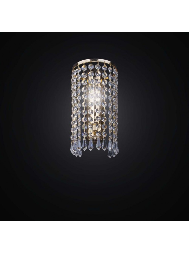 Classic crystal wall light 1 light Design Swarovsky BGA 2584 / A