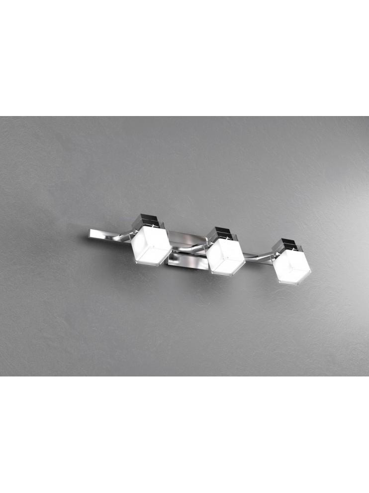 Modern spot light 3 lights chrome plated tpl 1095-f3