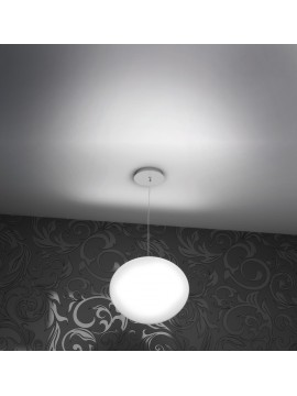 Modern chandelier 1 ball light tpl 1092-s35