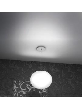 Modern chandelier 1 ball light tpl 1092-s35