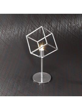 Modern table lamp 1 light chrome design tpl 1125-p