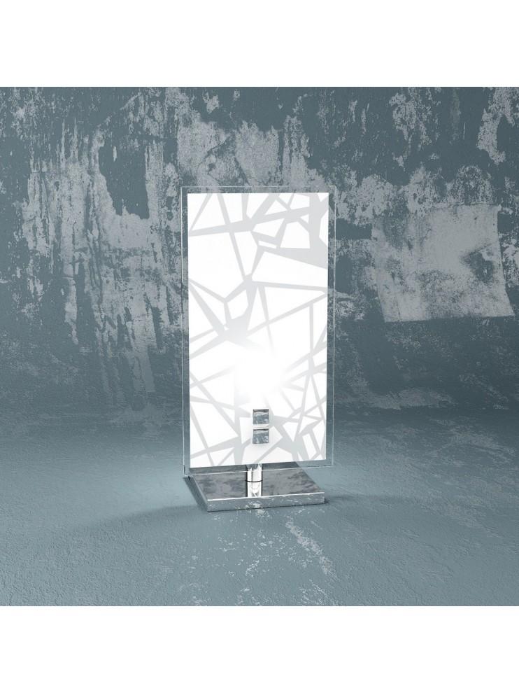 Modern light 1 light design glass tpl 1123-p
