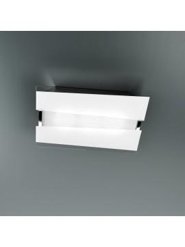 Plafoniera moderna 3 luci in vetro tpl 1074-pl50b