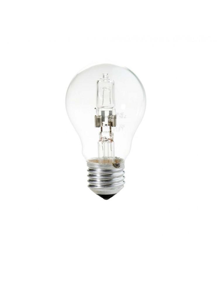 Lampadina a goccia e27 52w risparmio energetico