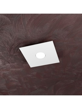 Plafoniera moderna 1 luce design tpl 1127-pl1