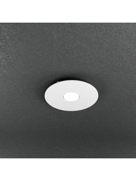 Plafoniera moderna 1 luce design tpl 1128-pl1