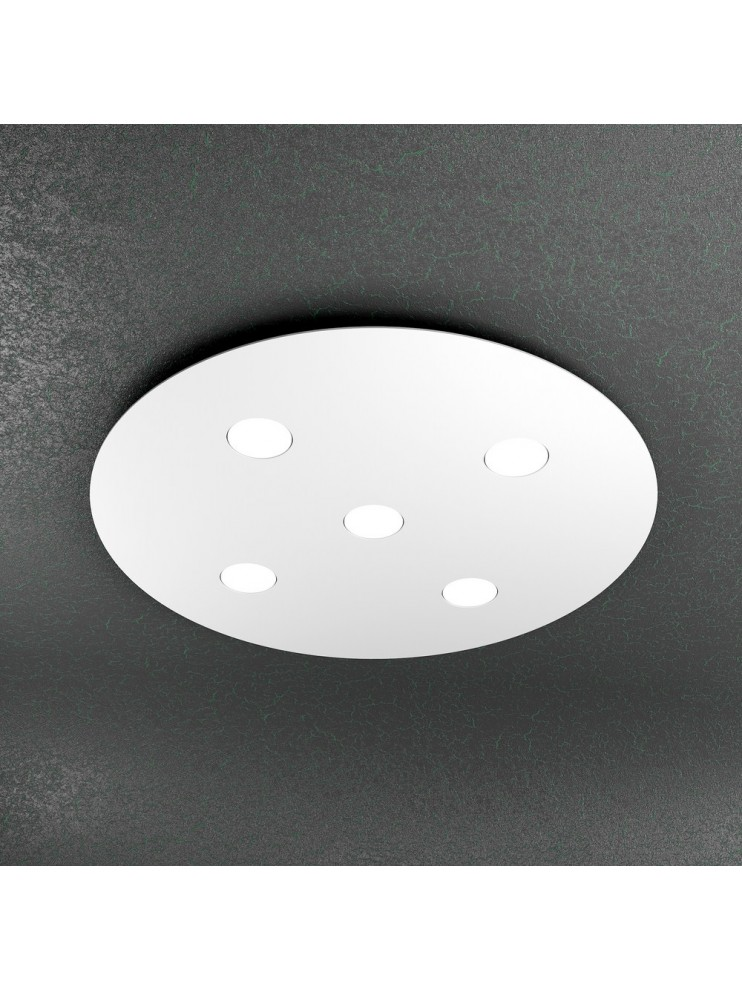 Modern ceiling light 5 lights tpl design 1128-pl5t