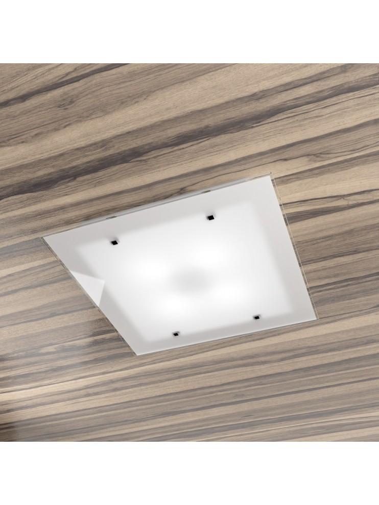 Plafoniera moderna design 4 luci tpl 1122-50