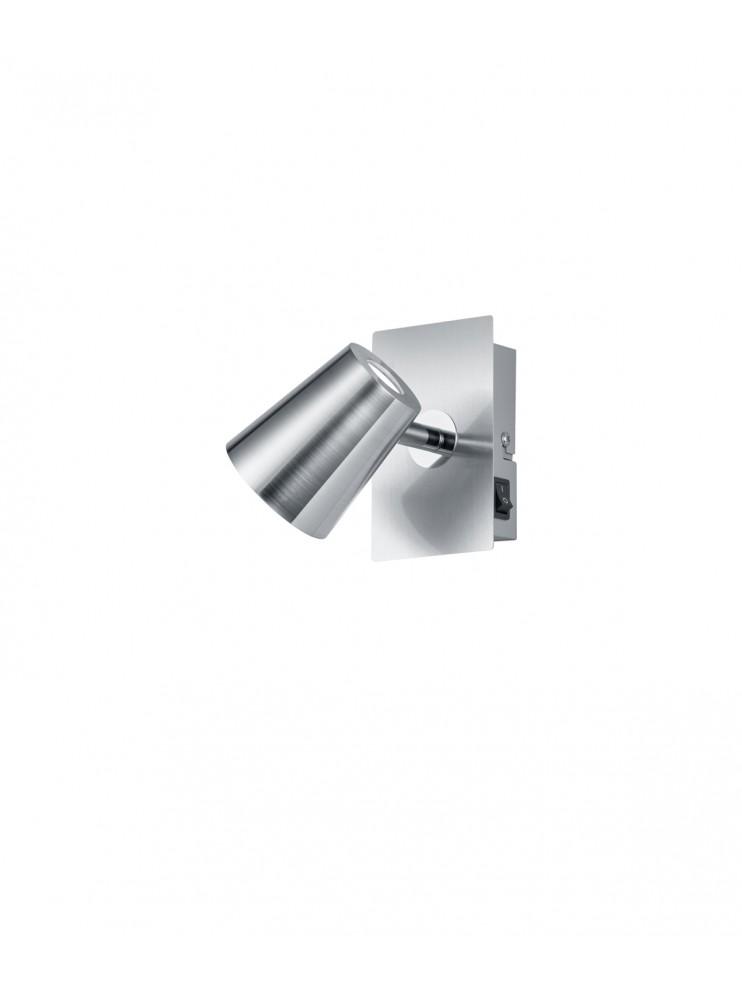 applique spot a led orientabile trio 873170107 narcos. Black Bedroom Furniture Sets. Home Design Ideas