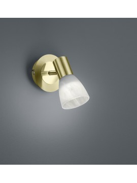 Led spot light fixture brass trio 871010108 Levisto