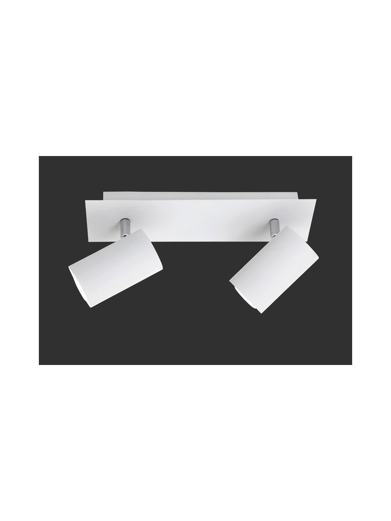 applique spot moderno trio 802400201 marley. Black Bedroom Furniture Sets. Home Design Ideas