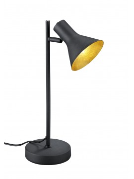 Table lamp modern black trio R50161002 Nina