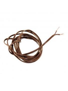 Piattina cavo colore Marrone. ricambio lampadario.