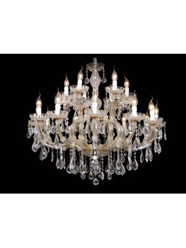 Classic Swarovsky Crystal Chandelier 18 lights BGA 1572