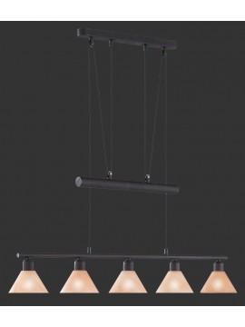 Classic rust chandelier trio 3751051-24 stamina