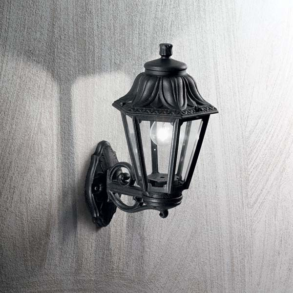 classic outdoor wall light