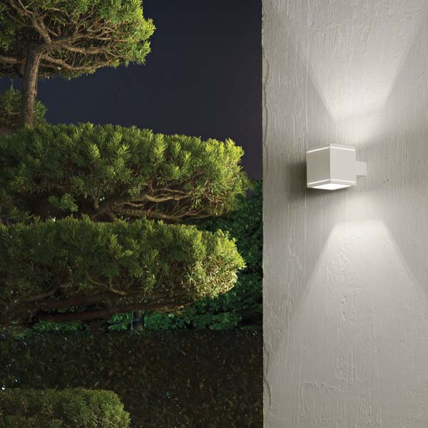 outdoor wall light design